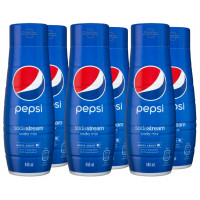 Sodastream - Pepsi 6-pack