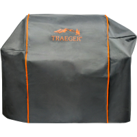 Traeger - Full-Length Grill Cover Timberline 1300