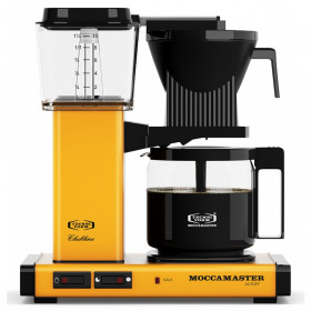 Moccamaster - KBGC982AO-YP Yellow Pepper