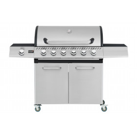 Mustang - CLARKSVILLE 6+1 STAINLESS STEEL